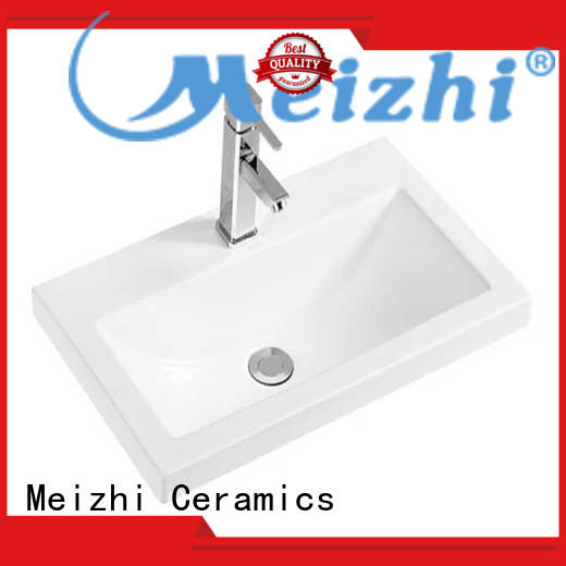 ceramic basin unit supplier for washroom