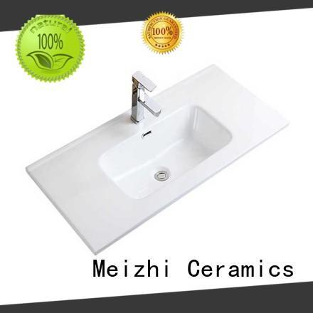 high quality bathroom wash basin customized for bathroom