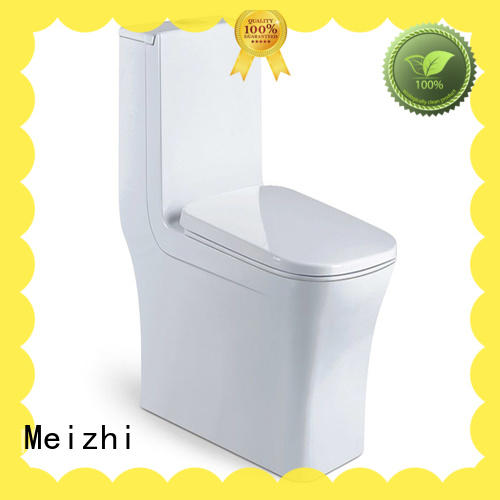 square one piece wc manufacturer for bathroom