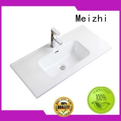 Meizhi hand wash basin directly sale for hotel