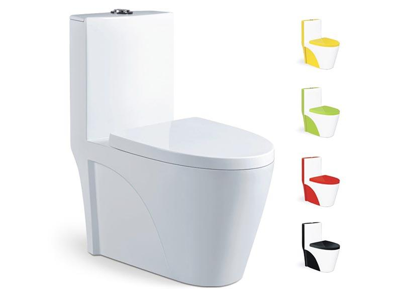 Western Design Washdown one Piece Toilet Wc Bowl With Cheap Price