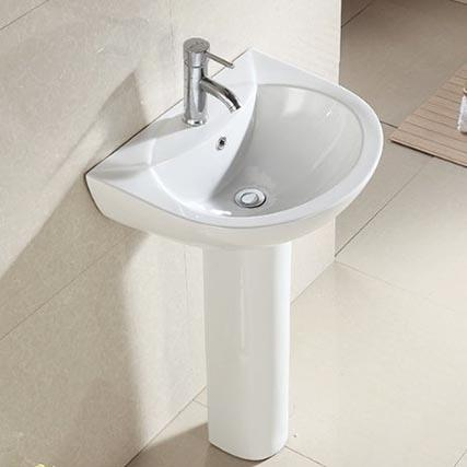 Meizhi pedestal   wash basin