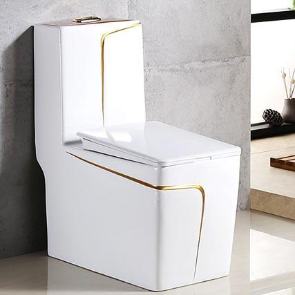 Meizhi modern one piece toilet