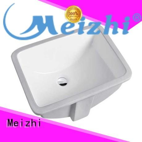 Meizhi above counter basins customized for bathroom