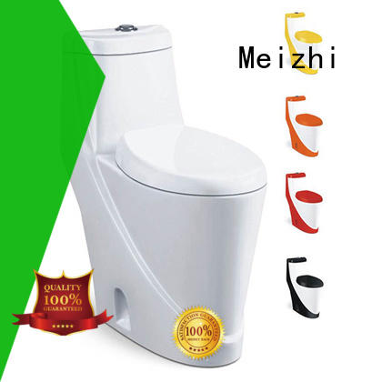Meizhi square one piece toilet reviews manufacturer for washroom