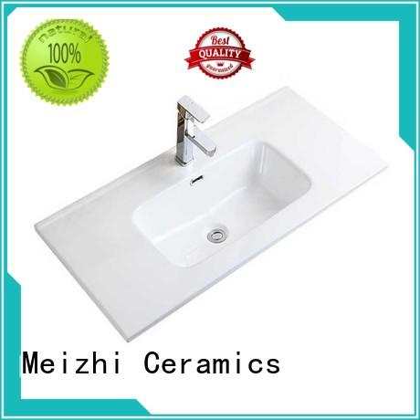 rectangular bathroom sink and cabinet combo manufacturer for hotel