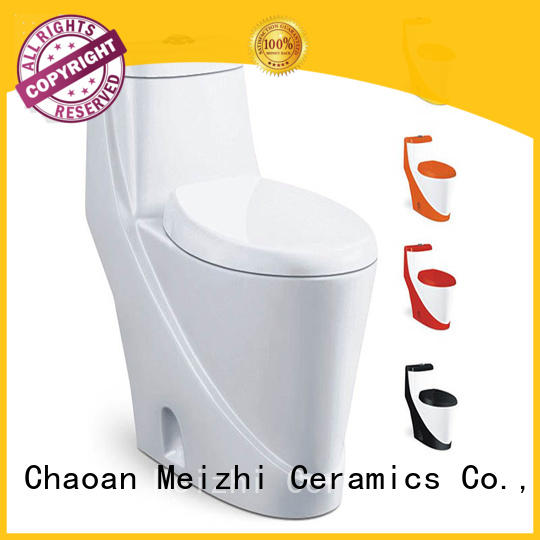 Meizhi one piece toilet seat with good price for home