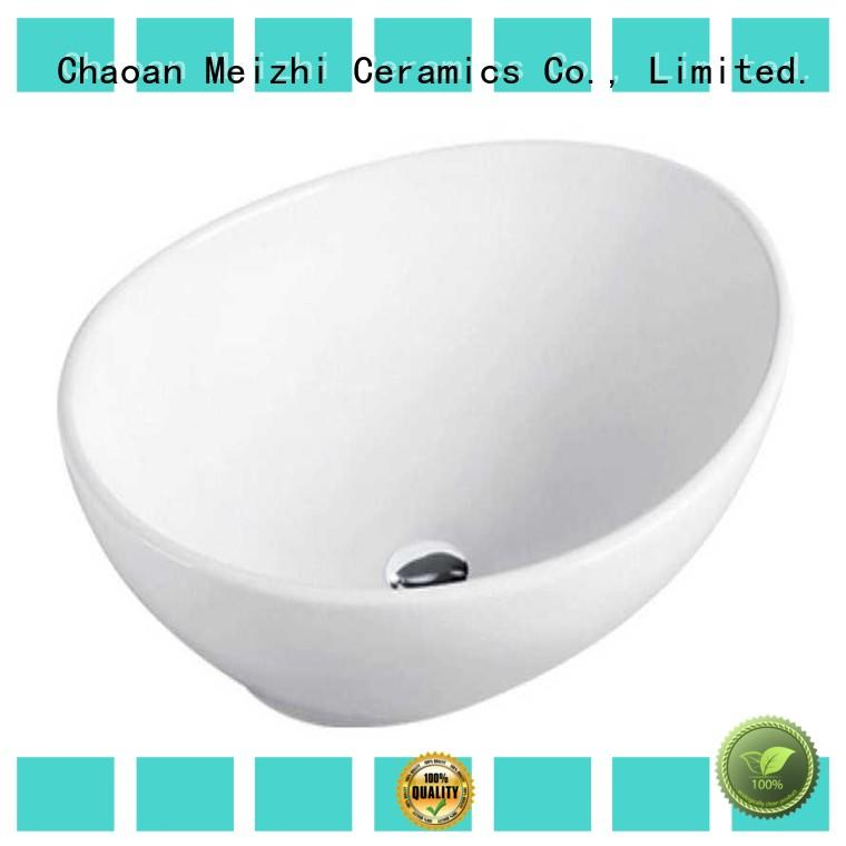 Meizhi sink basin directly sale for hotel