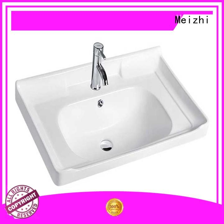 Meizhi bathroom basins and cabinets wholesale for home