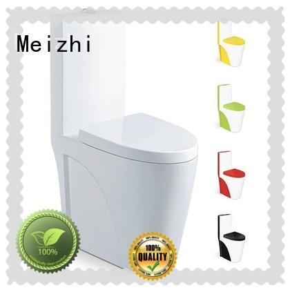 colored modern toilet with good price for bathroom