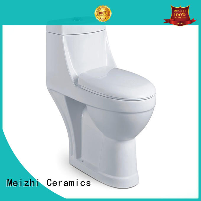 Meizhi ceramic modern one piece toilet with good price for home
