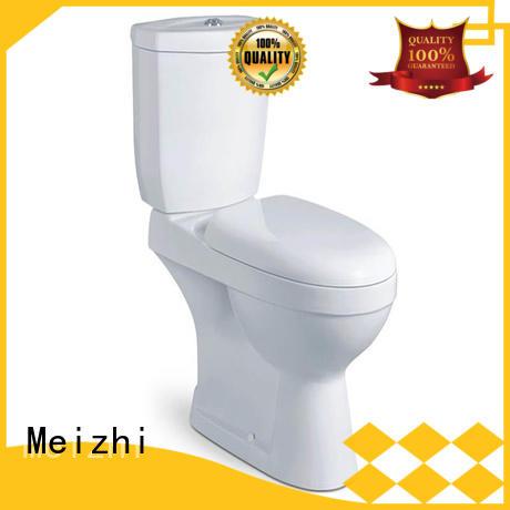 Meizhi eco friendly toilet customized for home
