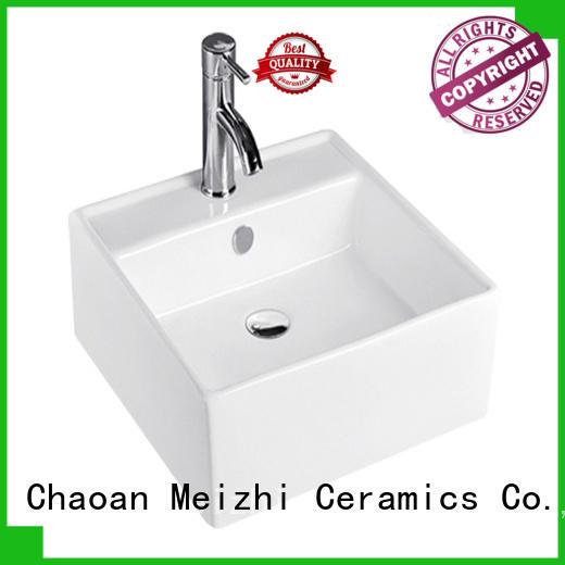hot selling wash basin size wholesale for washroom