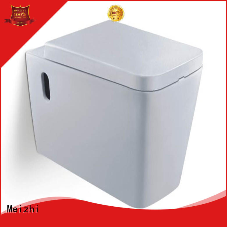 Meizhi self-cleaning suspended toilet customized for washroom