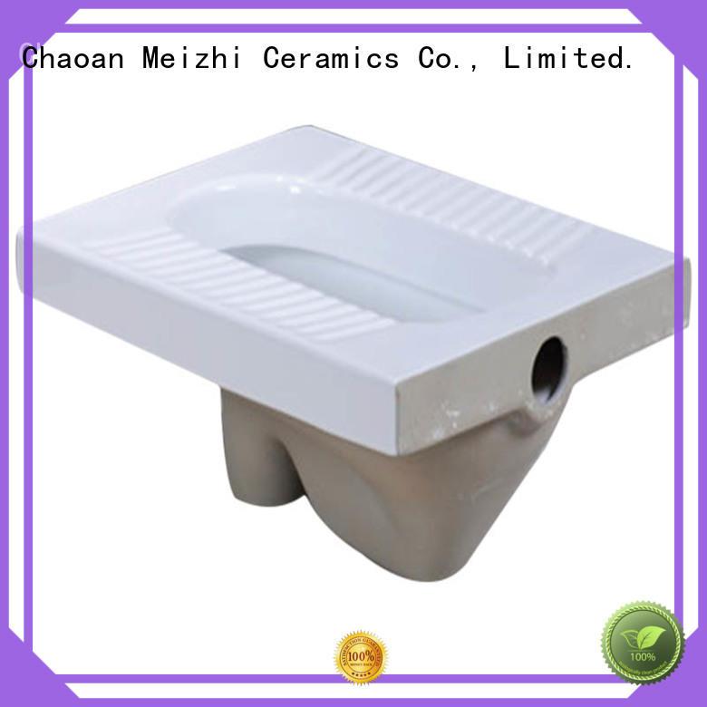 durable squatting pan supplier for bathroom