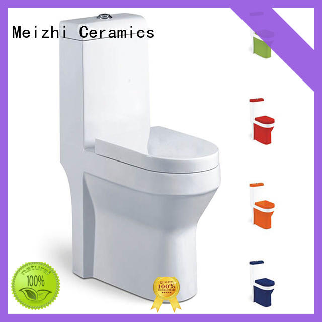 Sanitary ware ceramic one piece toilet bowl