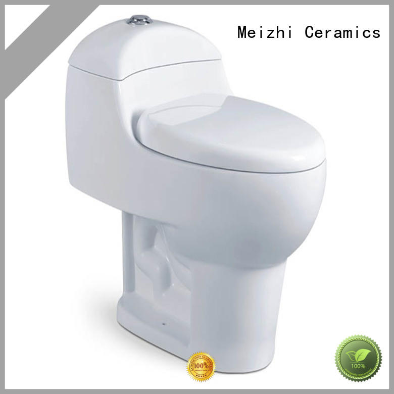 Meizhi high end toilets with good price for hotel