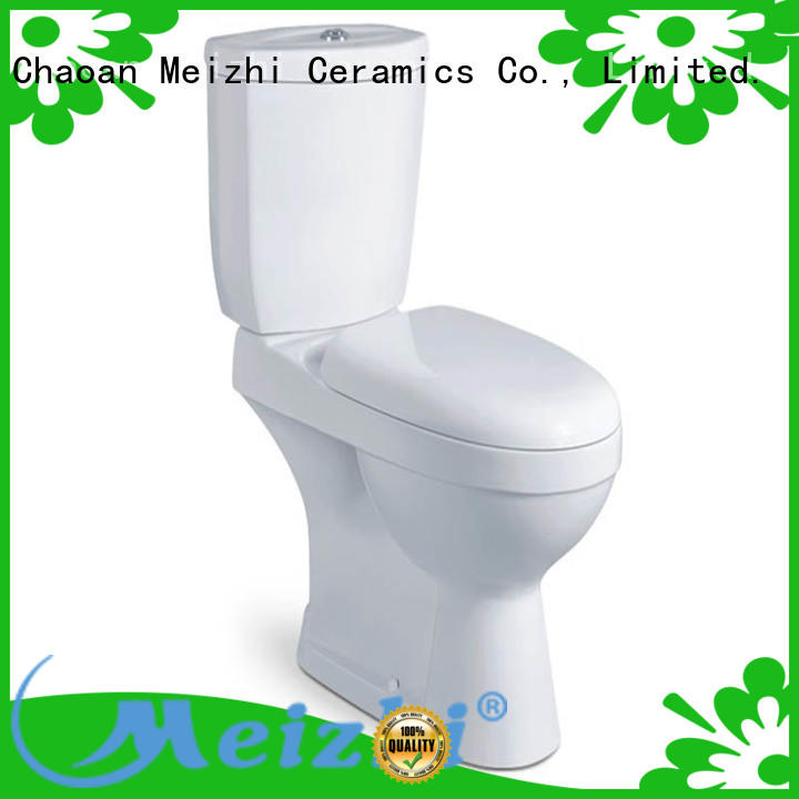 comfortable compact toilet with good price for washroom