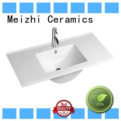 Meizhi high quality hand wash basin with good price for hotel
