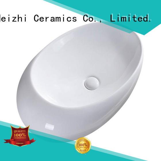 Meizhi wash basin size customized for bathroom