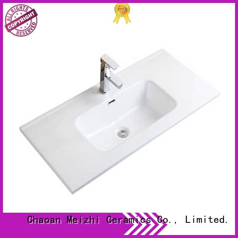 Meizhi bathroom sink and cabinet combo manufacturer for home