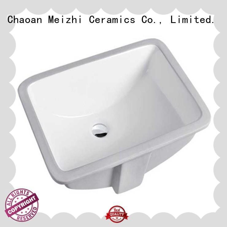 popular counter basin manufacturer for hotel