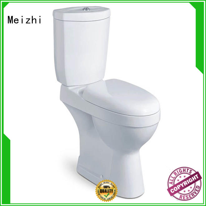 p-trap 2 piece toilet manufacturer for hotel