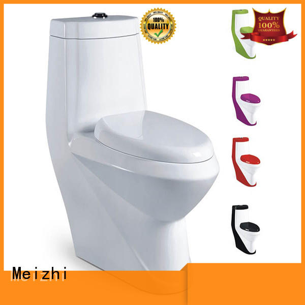 Meizhi colored water efficient toilets wholesale for home