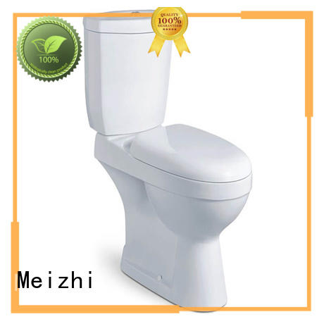Meizhi washdown toilets with buttons on top with good price for bathroom