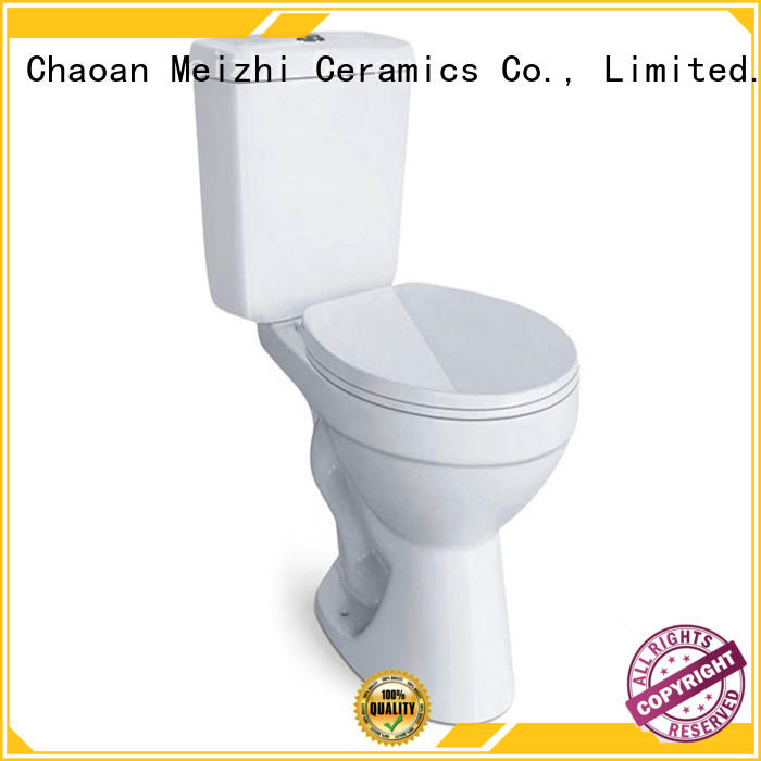 Meizhi washdown compact toilet customized for washroom