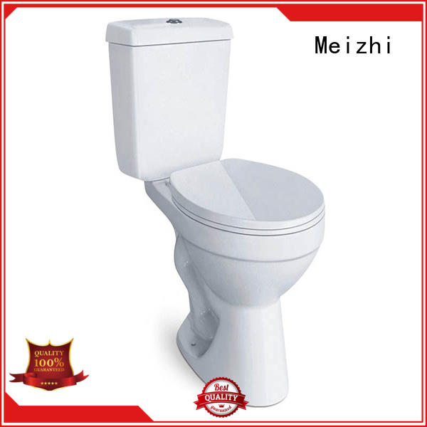 Meizhi comfortable compact toilet with good price for bathroom
