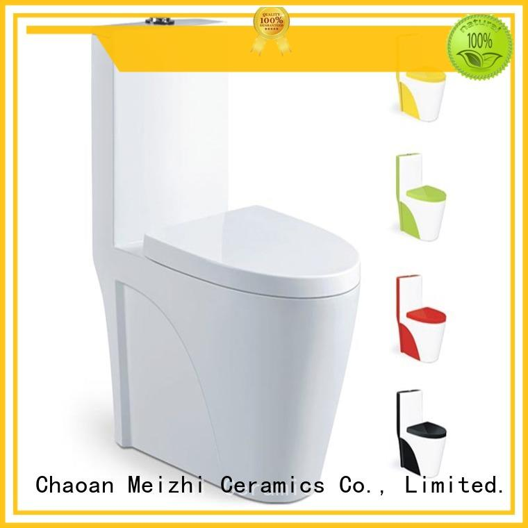 Meizhi ceramic contemporary toilet for bathroom