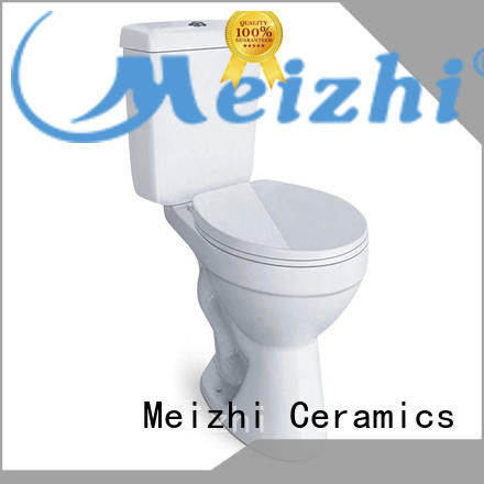 Meizhi toilets with buttons on top directly sale for bathroom