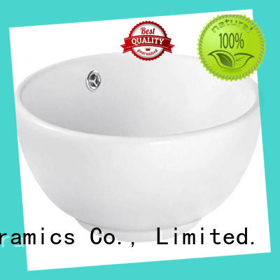 Modern design shampoo basin price in bathroom
