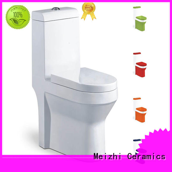 Meizhi modern contemporary toilet customized for hotel