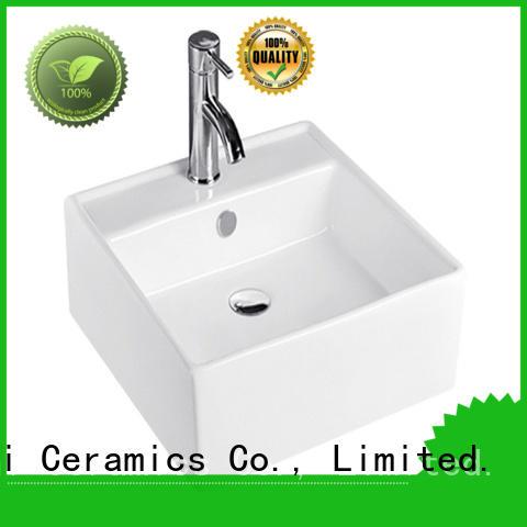 Meizhi fancy wash basin models wholesale for home