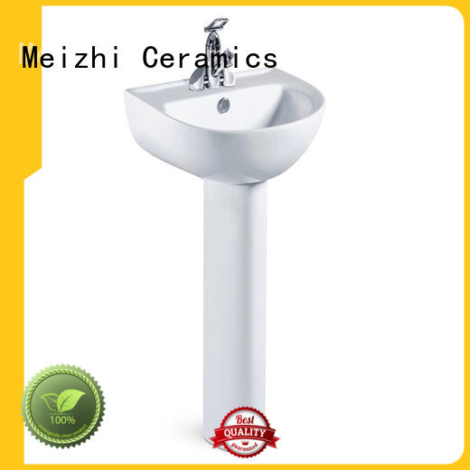 hindware basin factory for bathroom Meizhi