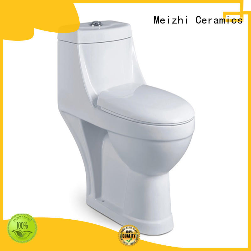 Meizhi ceramic wc toilet manufacturer for bathroom