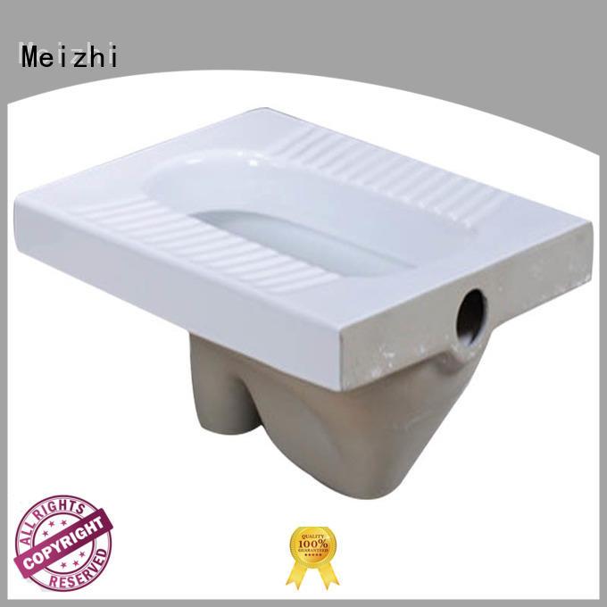 durable floor toilet customized for bathroom