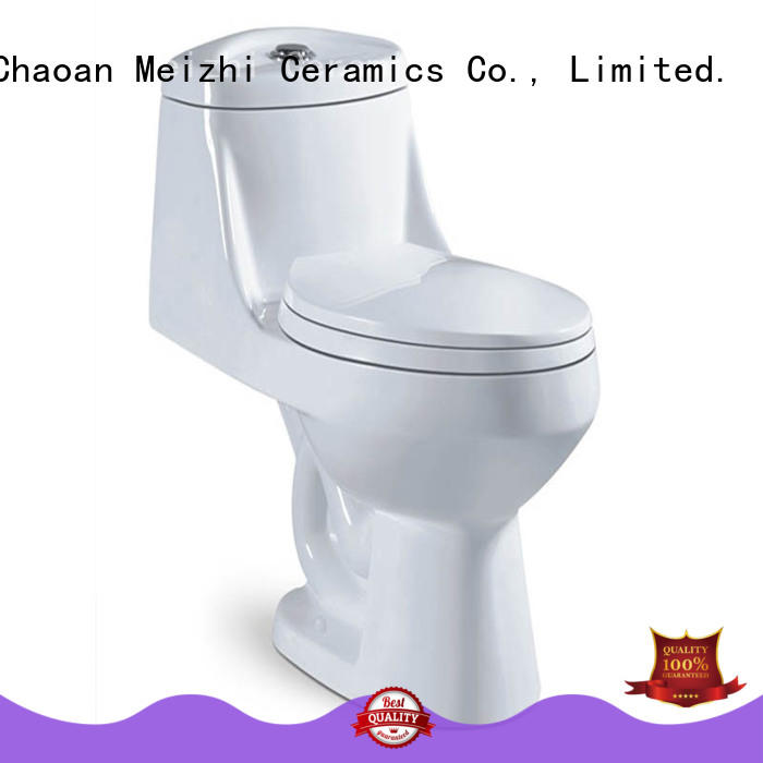 Meizhi colored best flushing toilet wholesale for hotel