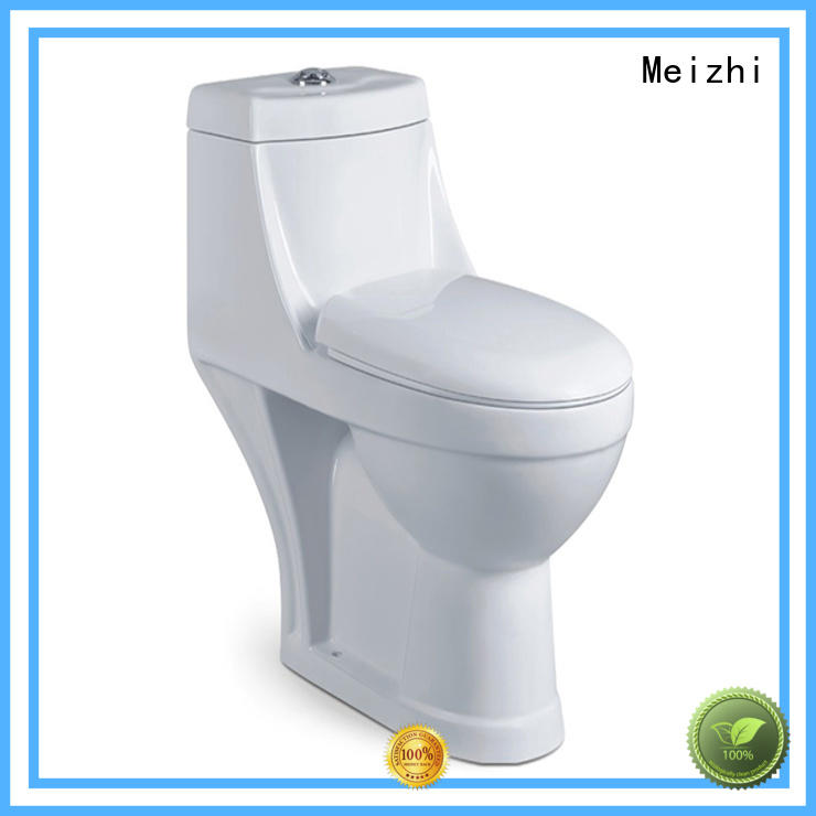 colored one piece round toilet directly sale for hotel