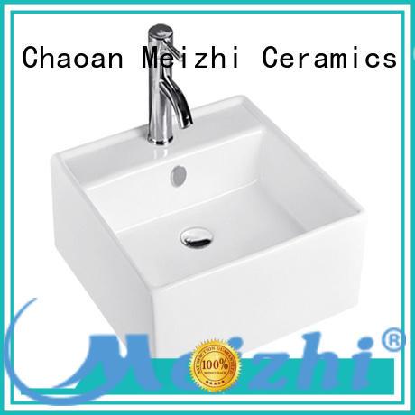 Meizhi toilet basin directly sale for washroom