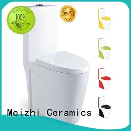 Meizhi square one piece toilet seat customized for bathroom