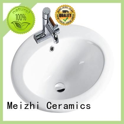 high quality counter top basin wholesale for hotel