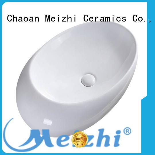 ceramic cheap wash basin customized for home
