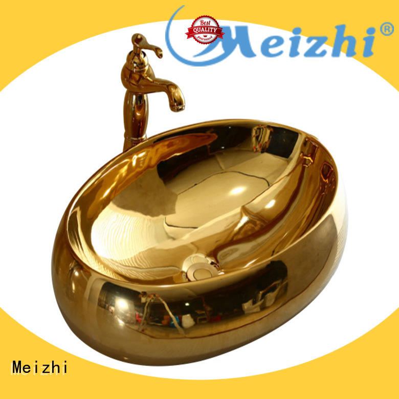 Meizhi ceramic basin supplier for bathroom
