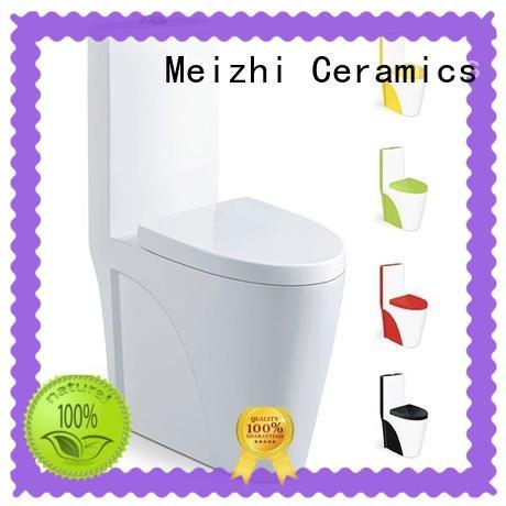 Meizhi modern one piece toilet wholesale for washroom