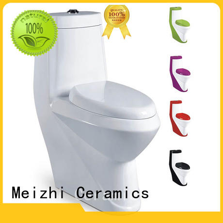 Meizhi self-cleaning single piece toilet wholesale for home