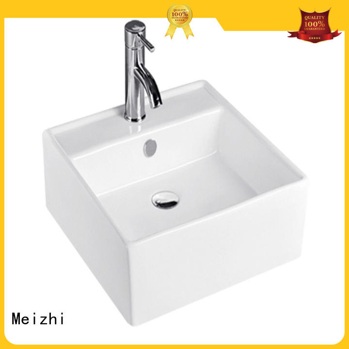 fancy wash basin size manufacturer for hotel