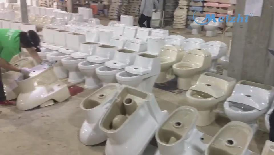 Toilet quality inspection
